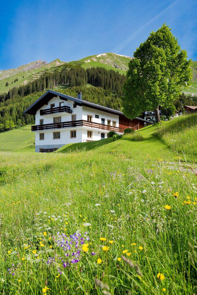MountainHOME Selbstversorgerhaus Lechtal