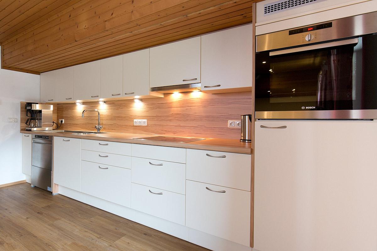 Moderne Selbstversorger-Küche