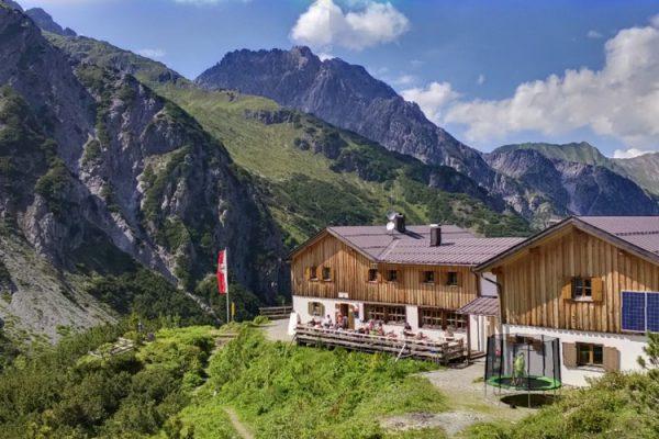 Hanauer Hütte Lechtal