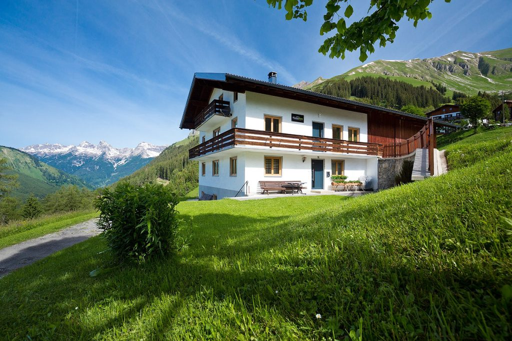 Selbstversorgerhaus für 16 Personen in Tirol
