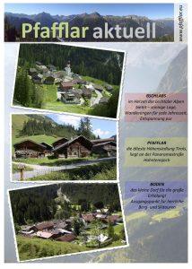 Tourismuskatalog Bschabs-Boden-Pfafflar